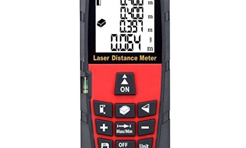 Best Digital Laser Distance Meter