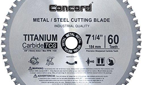 Best Metal Cutting Circular Saw Blade