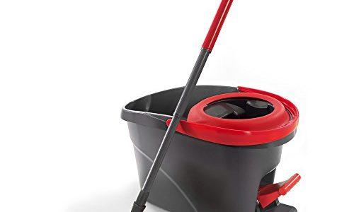 Best Microfiber Flat Mop Bucket