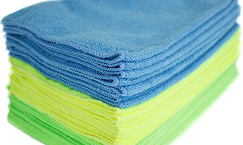 Best Microfiber Cleaning Towels