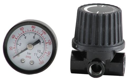Best Air Pressure Regulator With Gauge