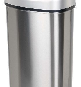 Best Stainless Steel Motion Sensor Trash Can