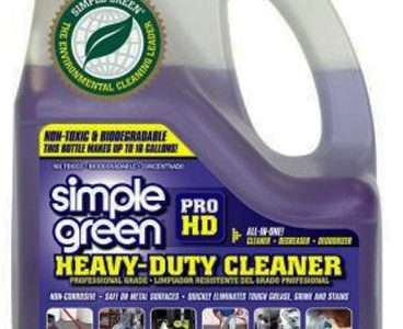 Best Heavy Duty Cleaner Degreaser